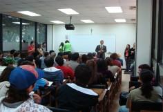Foto Universidad Gabriela Mistral - Departamento de postgrado Providencia